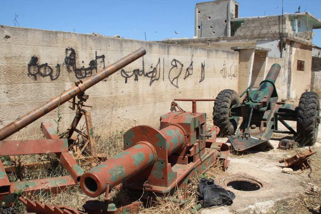 Адские находки: Что российские военные изъяли при обыске котла в Сирии (ФОТО, ВИДЕО) | Русская весна