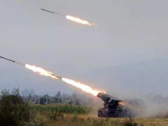Славяносербск подверглся артобстрелу со стороны киевских силовиков | Русская весна