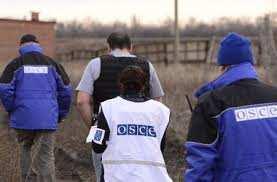 ОБСЕ заявляет об обстреле поселка в ЛНР из миномета | Русская весна