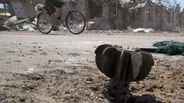 В Песках и Авдеевке — ожесточенные бои, Донецк под огнем артиллерии врага | Русская весна