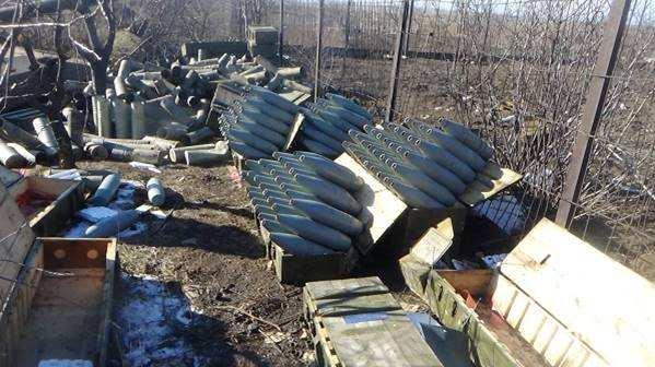Минобороны ДНР: в20километрах отДонецка обнаружена тяжелая артиллерия ВСУ | Русская весна