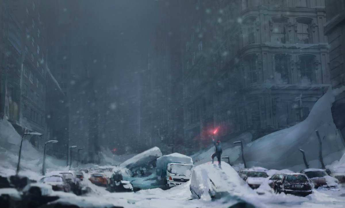 Снежный ад: Донбасс заметает, дороги перекрыты, бронетехника брошена наборьбу соснегом (ФОТО, ВИДЕО) | Русская весна