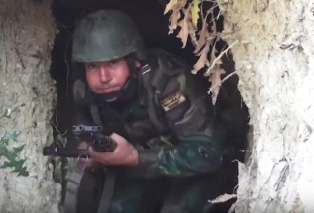 Сводки от ополчения народной обороны Сирии за первую половину дня 22 сентября 2015 г. | Русская весна