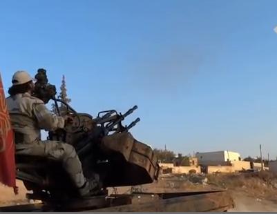Террористы в Сирии пытаются сбить иранский беспилотник, приняв его за самолет ВКС России (ВИДЕО, перевод с арабского) | Русская весна