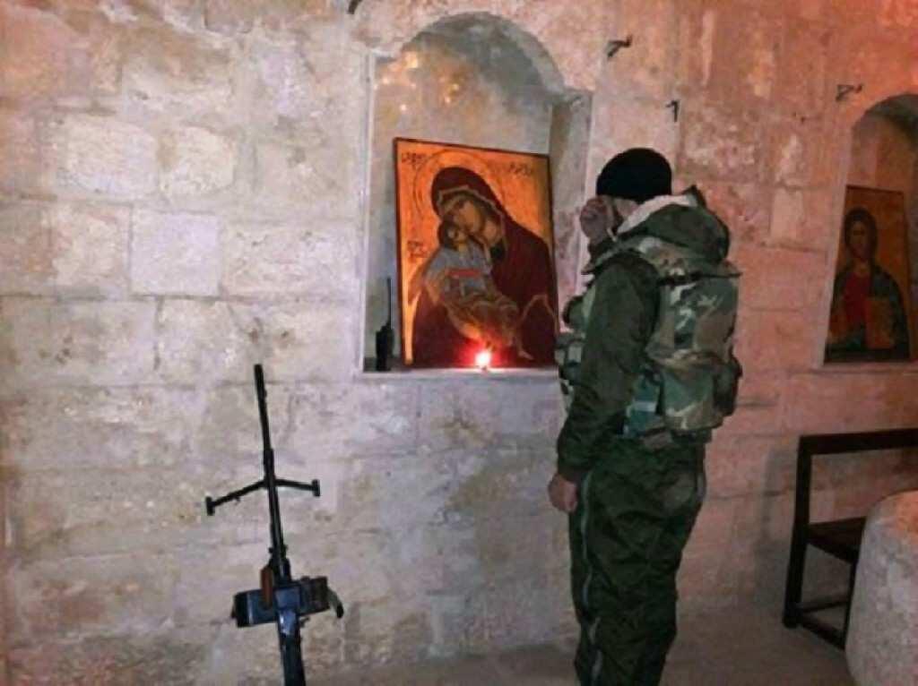 «Сирия воскреснет с помощью России»: христиане САР надеются на русских — репортаж РВ (ВИДЕО) | Русская весна