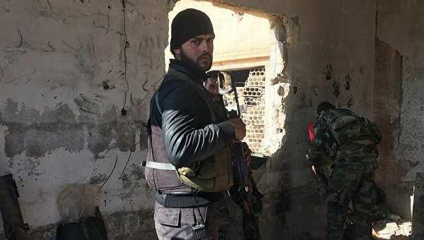 Сирийская армия наступает на юг: чем дальше, тем жарче | Русская весна