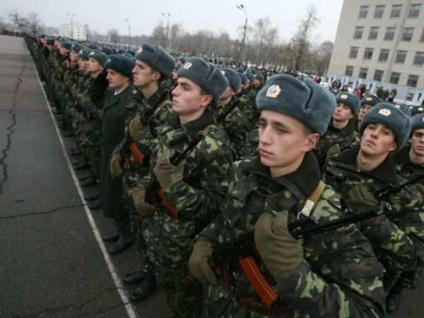 У украинских солдат в «АТО» отберут мобильные телефоны   Русская весна