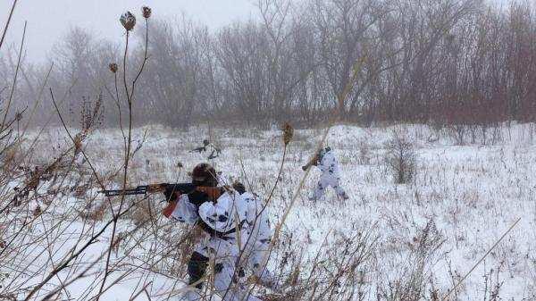 Дваукраинских морпеха погибли врезультате перестрелки сбоевиками «Азова», — Минобороны ДНР | Русская весна