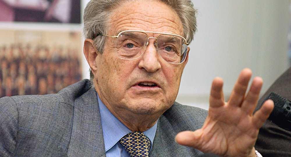 Сорос: Украина рискует остаться безмеждународной помощи  | Русская весна