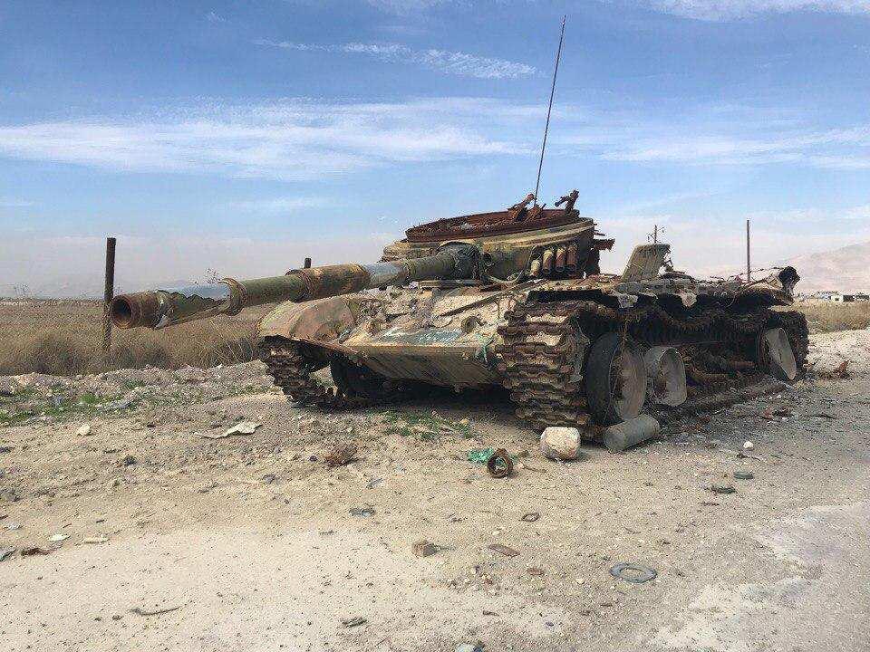 Как США готовили удар по Сирии: «РусВесна» побывала на секретном объекте боевиков (ВИДЕО) | Русская весна
