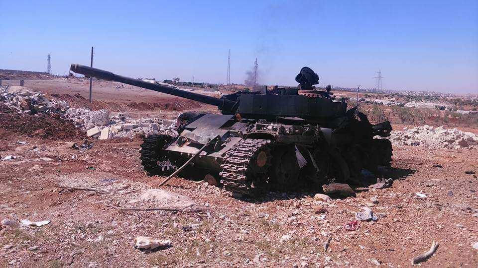 Бойня под Дамаском: Армия Сирии уничтожила танки и БМП боевиков (ФОТО, ВИДЕО 18+) | Русская весна