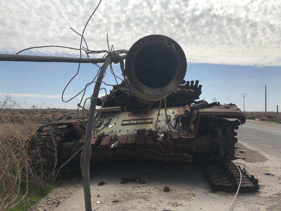 СРОЧНО: Дамасский котёл зачищен на 80%, боевики сдали свою крепость — Харасту (ВИДЕО, КАРТА) | Русская весна