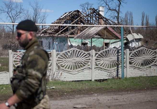 Ближе к полуночи ВСУ пошли в атаку в районе Спартака, идет бой | Русская весна