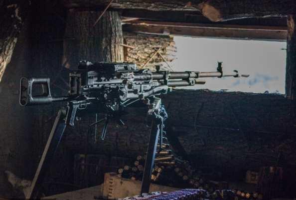 ВАЖНО: ВС ДНР полностью уничтожили противника на позиции «Алмазы», репортаж с передовой «промки» (ВИДЕО) | Русская весна
