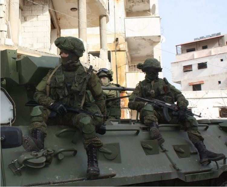 ВАЖНО: спецназ России активно действует вСирии, — генерал | Русская весна