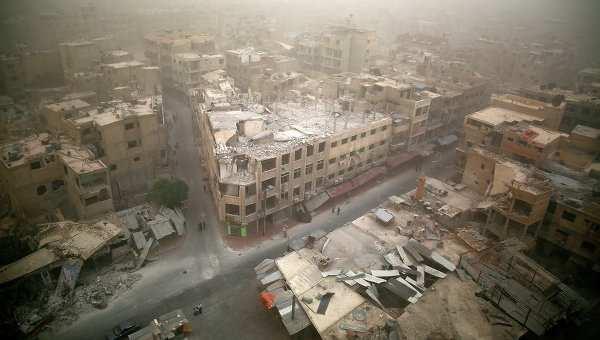 Эксперты обеспокоены использованием токсического оружия в Сирии | Русская весна