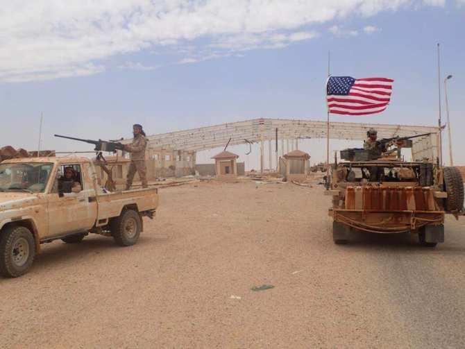 Сирия: Зачем армия США цепляется за Ат-Танф? (ФОТО) | Русская весна