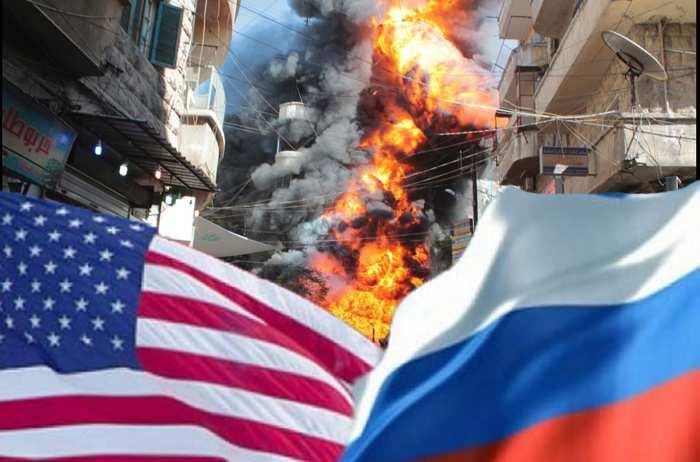Россия и США не допустят раздела Сирии на сферы влияния, — Госдеп | Русская весна