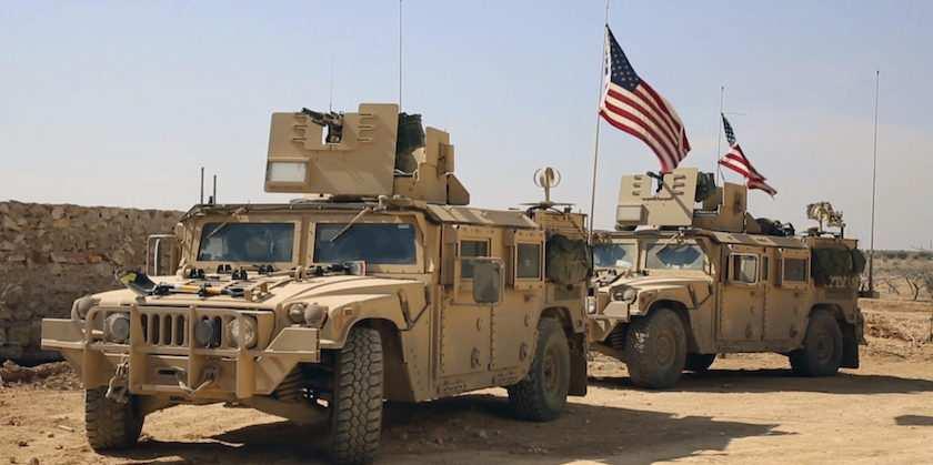 СШАначали переброску военной техники изСирии, — CNN | Русская весна