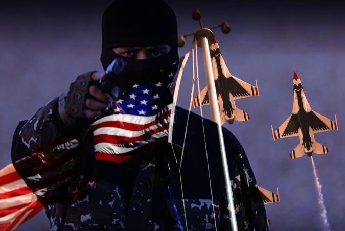 Ветеран ВВС США пытался вступить в ИГИЛ   Русская весна