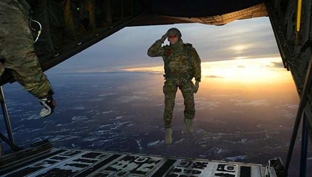 Пентагон отправляет 200 десантников на Ближний Восток | Русская весна