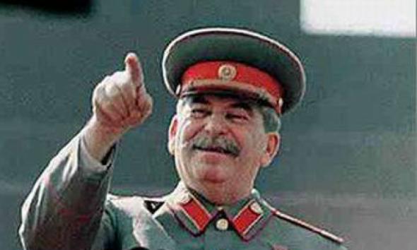 Сталин летит! — жители Калуги запустили воздушный шарспортретом «отца народов» (ФОТО) | Русская весна
