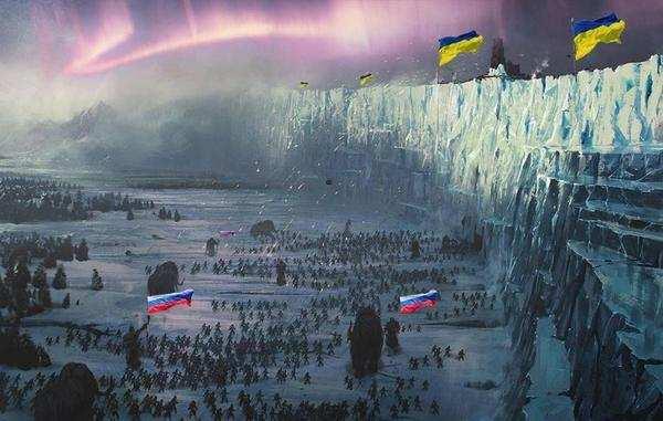 МВД Украины жалуется на отсутствие денег для завершения проекта «Стена» | Русская весна