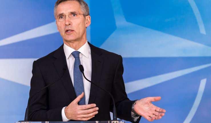 НАТО вновь озабочено   Русская весна