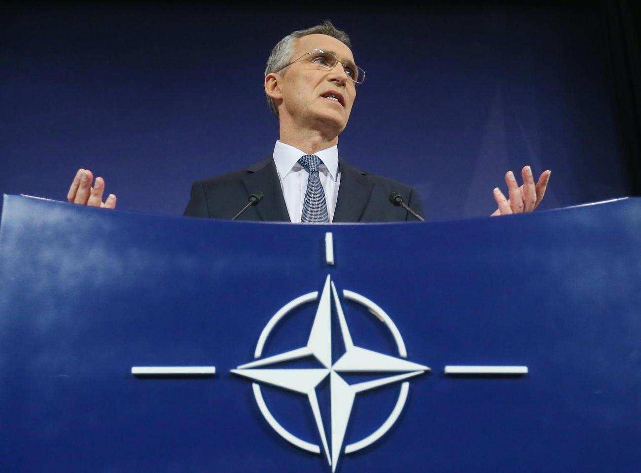 Действия России в Азовском море не останутся без последствий, — генсек НАТО | Русская весна