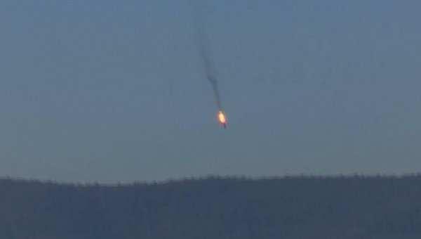 НАТО переданы данные о преднамеренной атаке Турции Су-24 | Русская весна