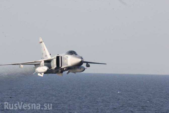 """«В ответ """"Дональд Кук"""" был бы потоплен», — политолог о возможной атаке на Су-24 (ВИДЕО)   Русская весна"""