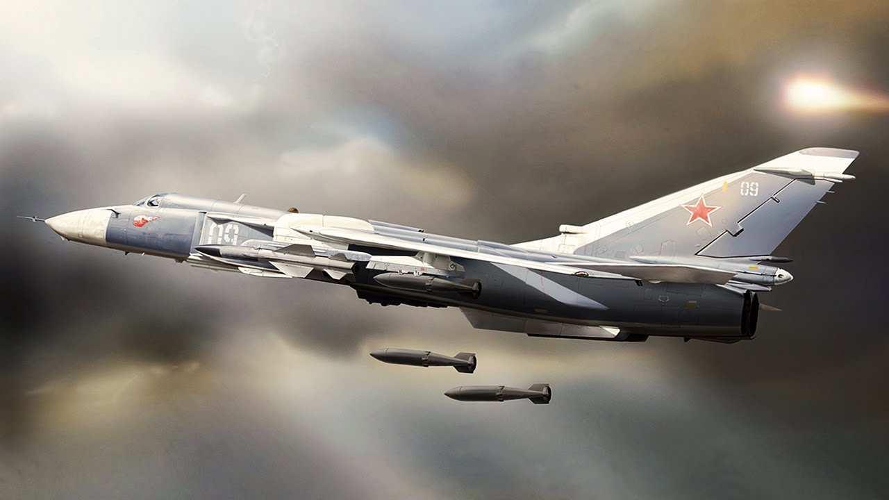МОЛНИЯ: российская авиация начала наносить удары по позициям ИГИЛ у Ханассер | Русская весна