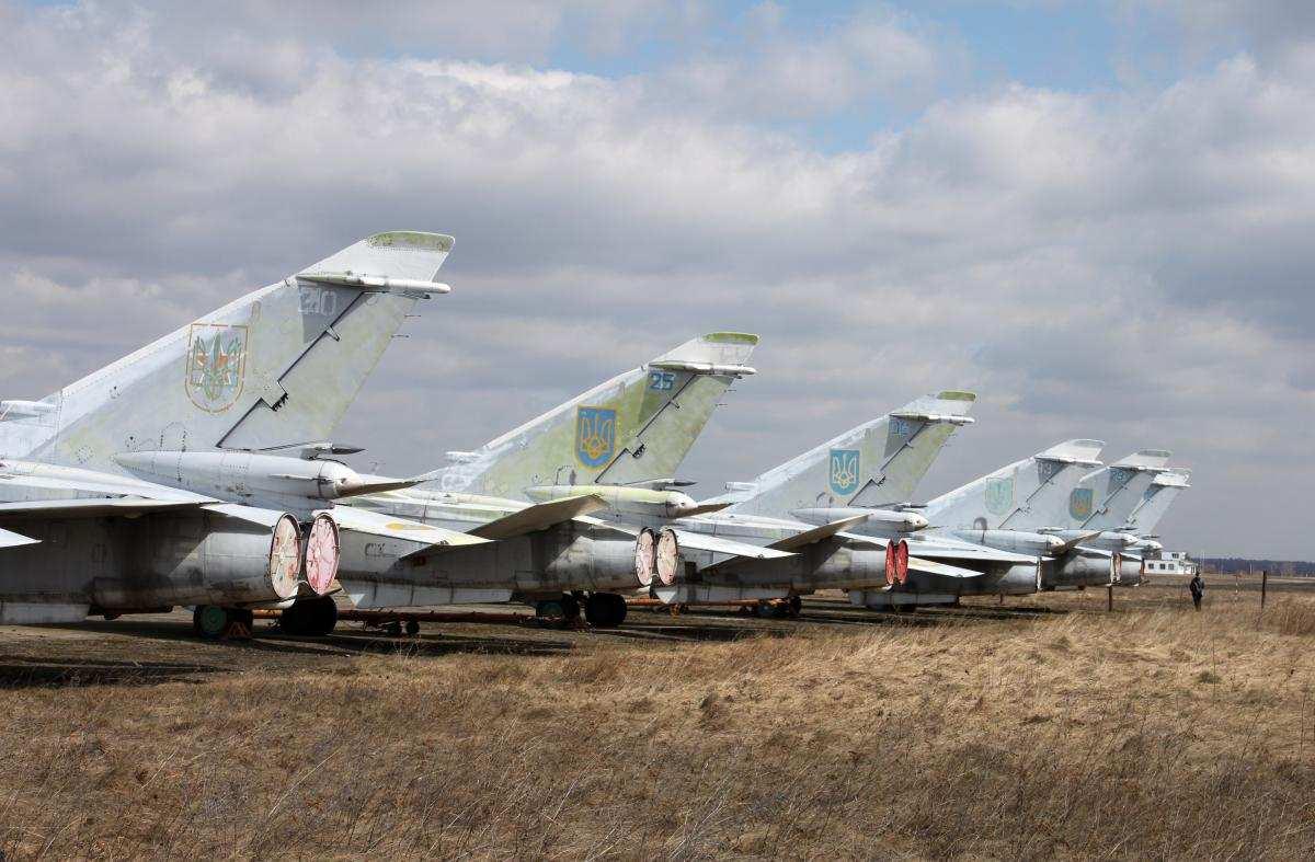 КакУкраина адаптирует ВВС подстандарты НАТО (ФОТО) | Русская весна