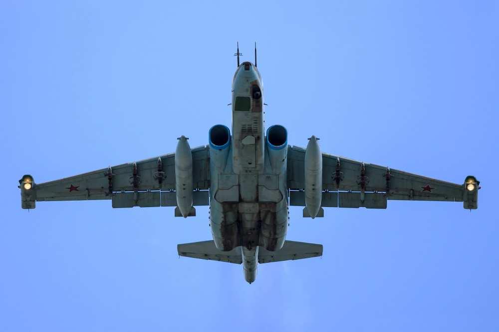 Боевики США «подбили» штурмовик Су-25ВКСРоссии вСирии — подробности (ВИДЕО) | Русская весна