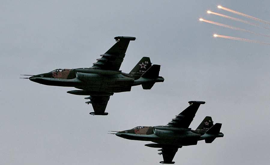 Впечатляющие кадры пролёта Су-25, запугавших ВМС Украины уКрымского моста (ФОТО, ВИДЕО)   Русская весна