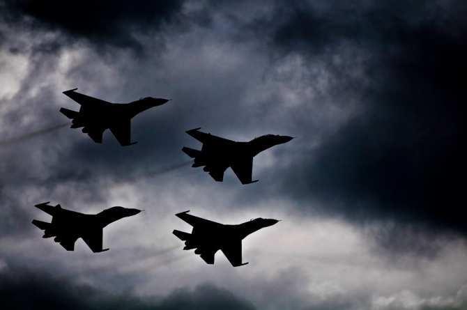 ВКС РФ и Армия Сирии наносят удары по обороне ИГИЛ перед крупным наступлением в Хаме (ФОТО) | Русская весна