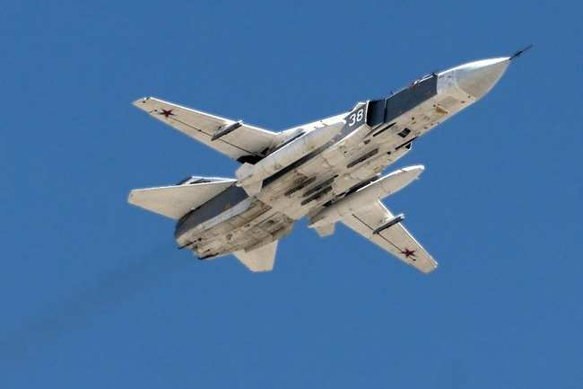 Пентагон: Мы надеемся, что ракеты на Су-24 не используют против коалиции | Русская весна