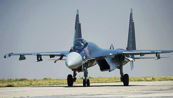 Российские Су-35будут нести круглосуточное парное дежурство набазе «Хмеймим» | Русская весна