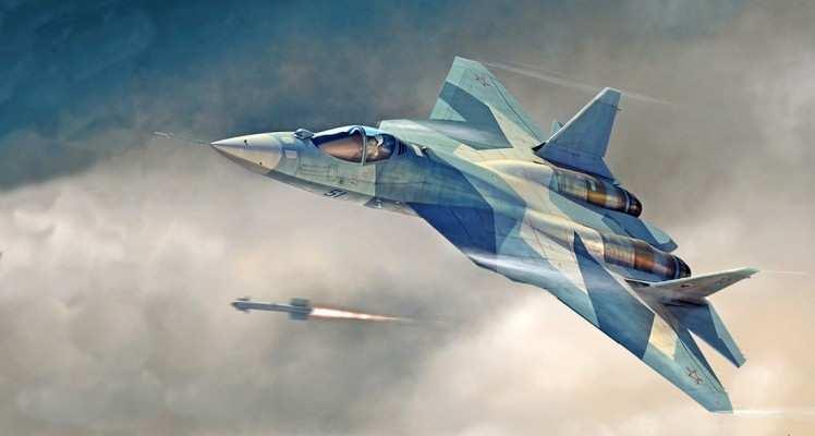 Сирия: Показан пуск новейшей крылатой ракеты систребителя Су-57 (ВИДЕО) | Русская весна