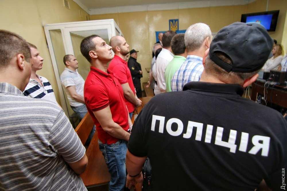 Страна государственного терроризма: что случилось с оправданными по делу «2 мая» в Одессе | Русская весна