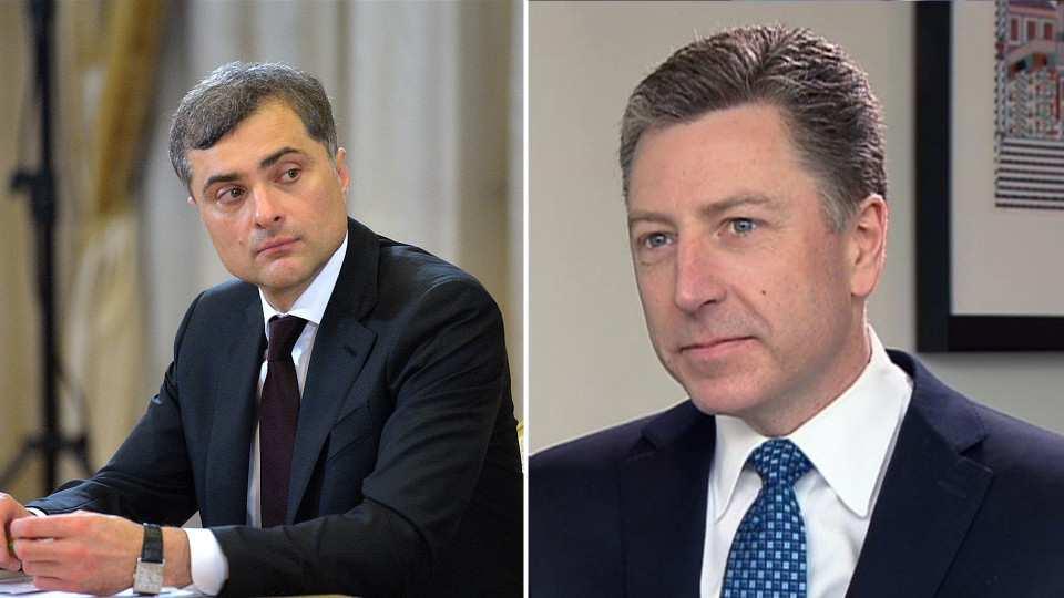 Захарченко надеется на прорыв после встречи Суркова и спецпредставителя Госдепа США Волкера | Русская весна
