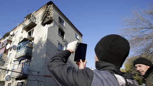 Неразорвавшиеся боеприпасы в Сватово могут быть опасны, — ОБСЕ | Русская весна