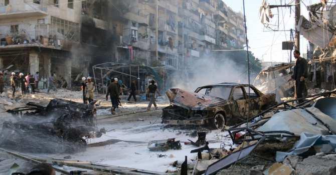 Сводка от «Тимура»: идут ожесточенные бои за Восточную Гуту, курды наступают в Алеппо   Русская весна