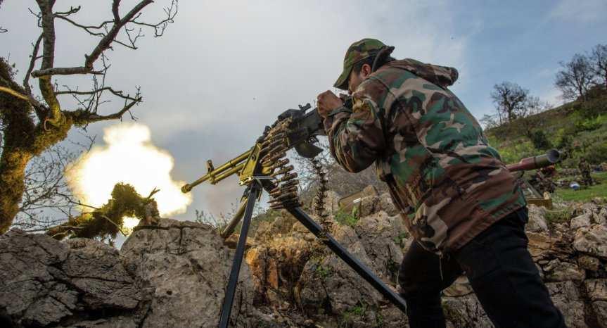 Военные РФостановили столкновение Армии Сирииипротурецких боевиков | Русская весна