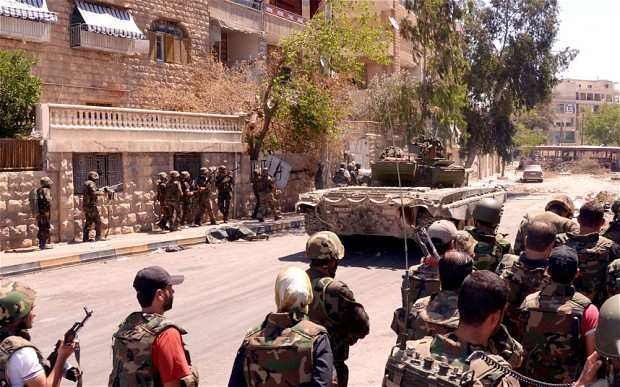 ВАЖНО: Дамасский фронт джихадистов разваливается нафоне успехов сирийской армии | Русская весна