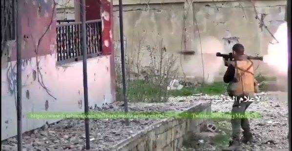 Битва заШейх-Мискин глазами военкоров: танковые удары, пехотные атаки и работа РСЗО (ФОТО, ВИДЕО) | Русская весна