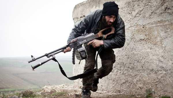 «Сирийская оппозиция» готова на контакты с Москвой   Русская весна