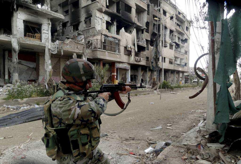 Вперед, к победе: части сирийской армии продолжают наступление насевере Латакии (ВИДЕО, перевод)   Русская весна
