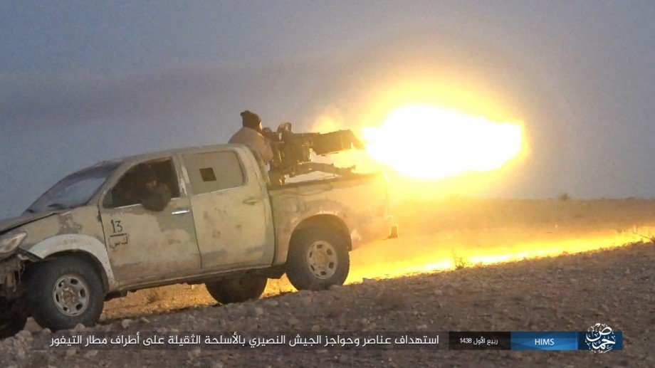 Сирия: Бедуинский «спецназ» ИГИЛ, подготовленный США (ФОТО) | Русская весна