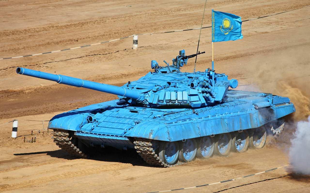 Сирия: Боевики сдали армии казахские танки и признались, что получили их от США (ВИДЕО) | Русская весна